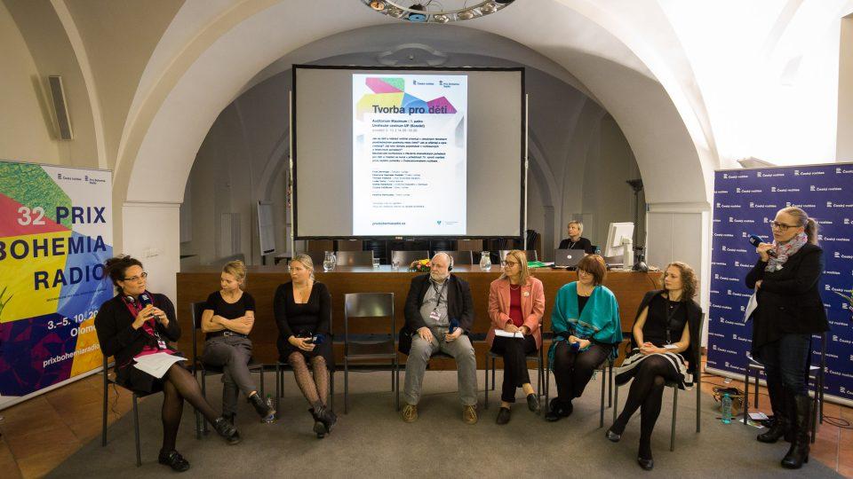 PBR 2016 Conference: Children's programmes
