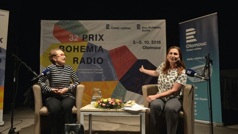 PBR 2016 A talk with Hana Maciuchová