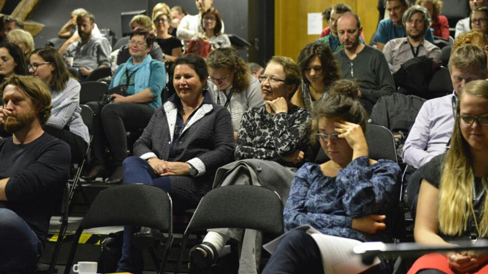 PBR 2016 Public listening and debate – DRAMA Category