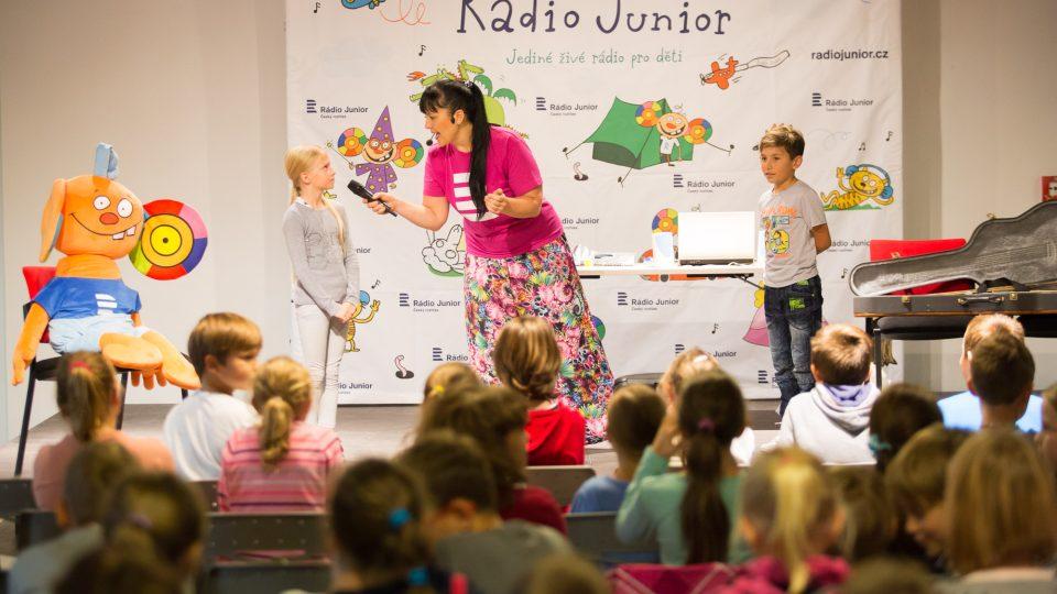 PBR 2016 Morning programme with Rádio Junior