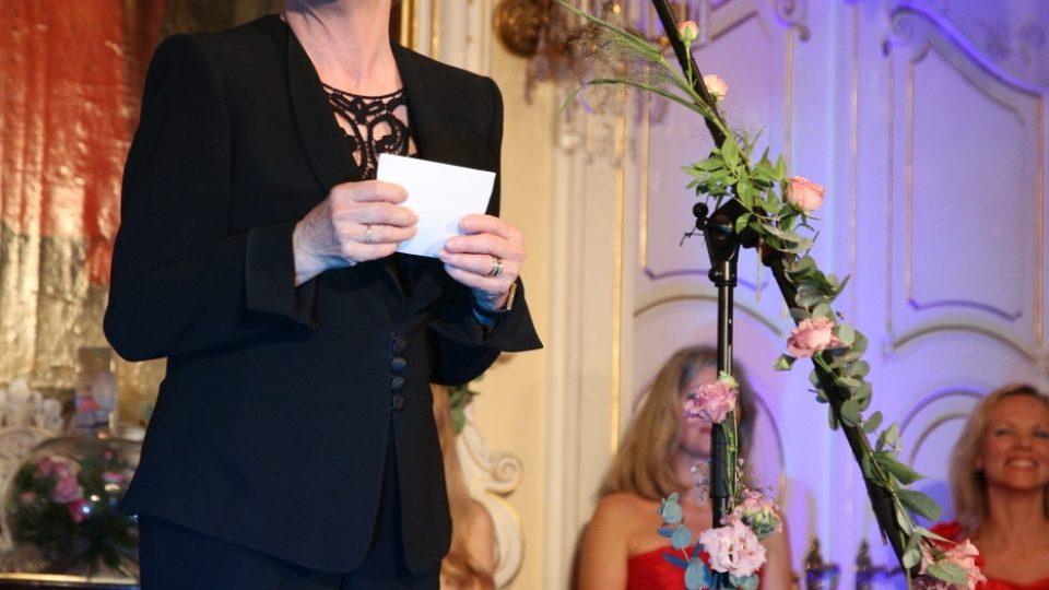 Čestná prezidentka festivalu Hana Maciuchová
