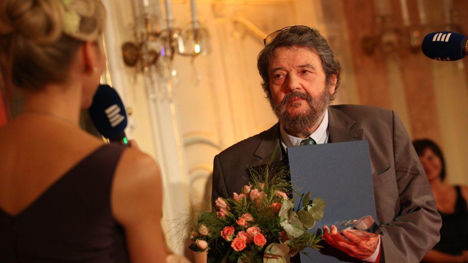 Do síně slávy vstoupil hudebník Jan Spálený