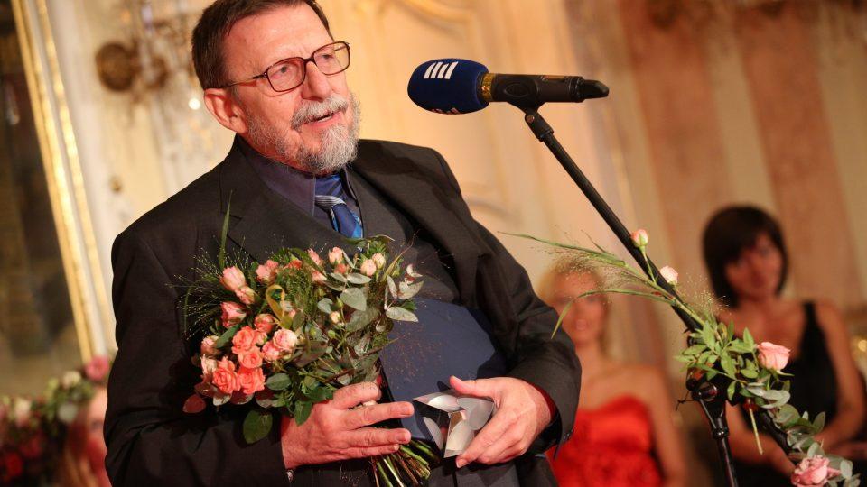 Do síně slávy byl uveden rozhlasový autor a publicista Josef Veselý